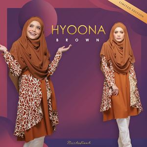 HYOONA (BROWN)