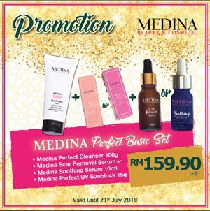 Medina Perfect Basic Set