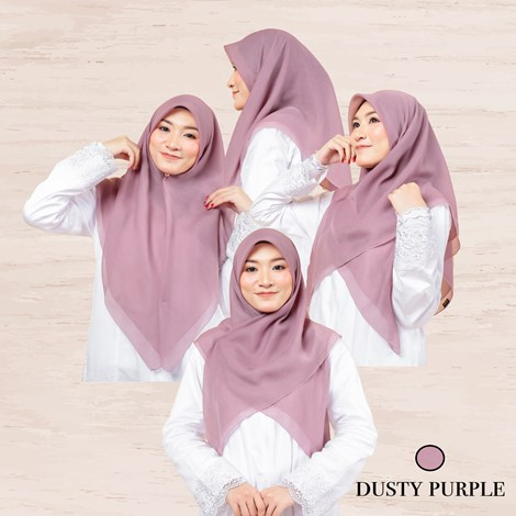 BAWAL AISYA - DUSTY PURPLE
