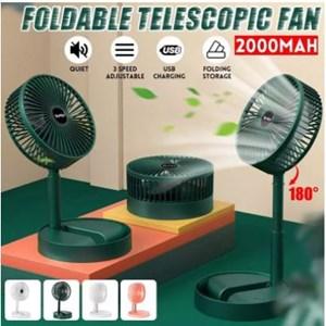Telescopic Folding Fan
