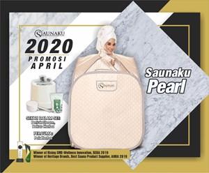 SaunaKu Pearl - Jimat, Ada Warranti.