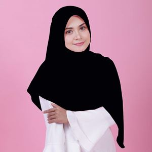 GLEAM BAWAL IN BLACK