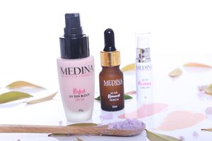 Medina Beauty Complete Set (Beige)
