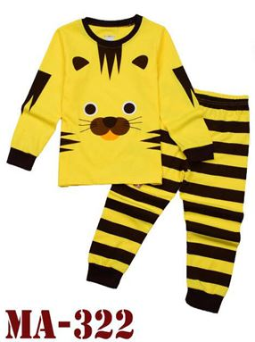 MA-322  'Little Cat' Pyjama (2 - 7 tahun)