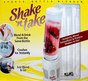 SHAKENTAKE 1 (DOUBLE  BOTTLE)