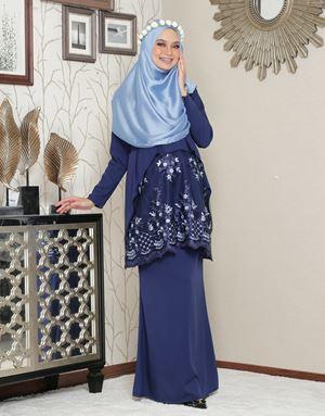 Aaisyah Diarana - Navy Blue