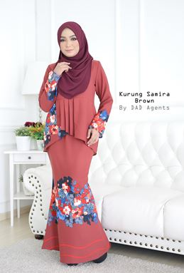 Kurung Samira Brown