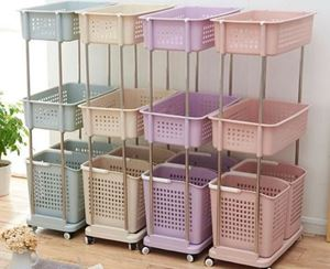 3 Layer Laundry Basket N01020