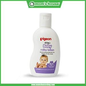 PIGEON - BABY MILKY LOTION