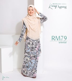 02 KURUNG AGUNG IRONLESS IN ORIENTAL