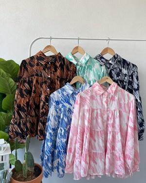 Skye blouse