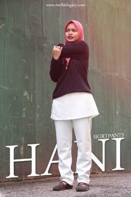 HANI SKIRT PANTS