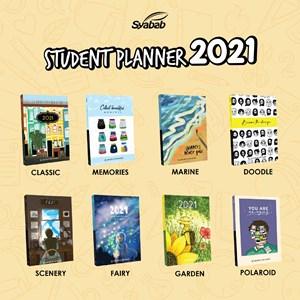 ❤️STUDENT PLANNER 2021