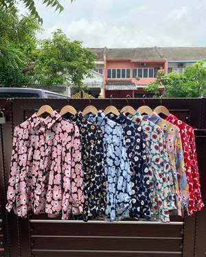 Tenley blouse
