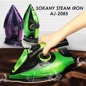 SOKANY STEAM IRON AJ-2085