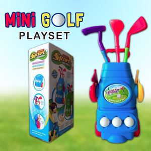 MINI GOLF PLAYSET