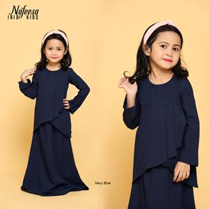 NAFEESA IRIS KIDS NAVY BLUE