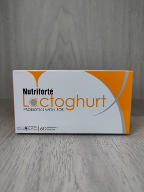 Lactoghurt (30 chewable tablets)
