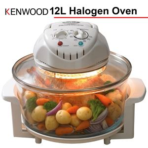 (KW) 12L 1400W Halogen Convection Oven