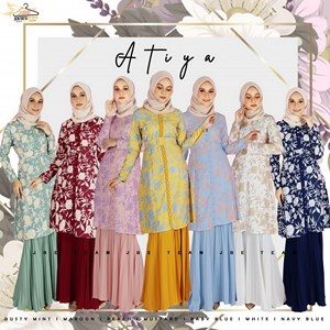 ATIYA EXCLUSIVE KURUNG