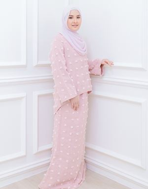 GIA MODERN KURUNG IN BLUSH
