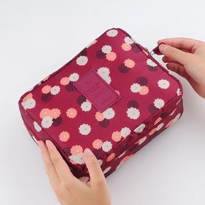 Cosmetic Bag DAISY PURPLE