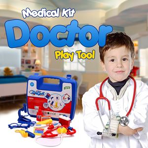 Medical Kit Doctor Play Tools