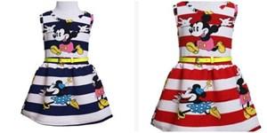 Mickey Minnie Mouse Dress