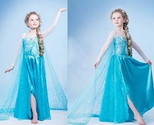 ELSA COSTUME DRESS