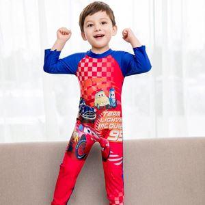 Children's Swimming Suit ( MCQUEEN ) SZ 3Y-11Y )