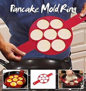 Pancake Mold Ring