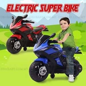 ELECTRIC SUPER BIKE