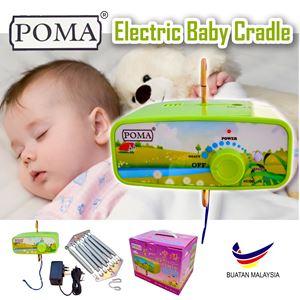 ( POMA ) Original Baby Cradle / Motor buaian bayi