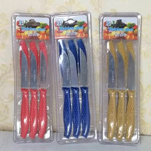 6pcs Knife Stainless Steel