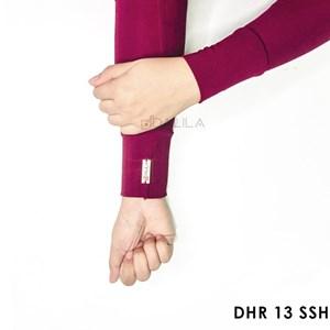 RAUDHAH - DHR 13SSH DARK MAROON
