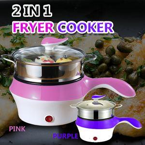 2 in 1 frying cooker   ETA 1/9