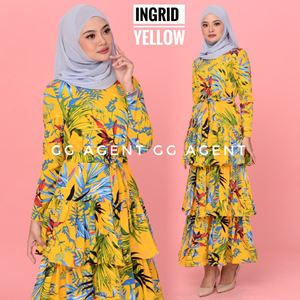 ingrid layered dress rm 89