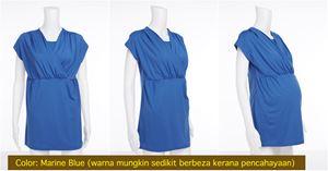 Little MARINE BLUE Dress Ver.2