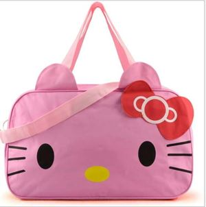 Hello Kitty Travelling Bag - Pink