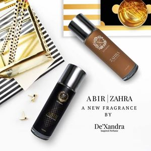 ZAHRA BY ZIRA EDP 35ML