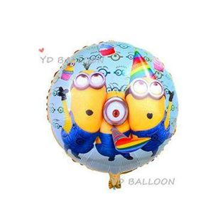PARTY BALLOON ( MINIONS )