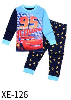 XE-126 '95 MCQUEEN' Pyjama (2 - 7 tahun)