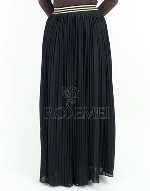 MARISSA SKIRT - BLACK
