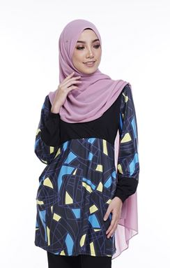 Ella Misaki (QM125)  Blouse - size L sold out, others available