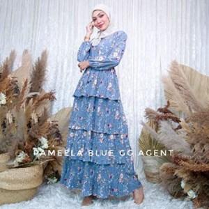 PAMEELA LAYERED DRESS