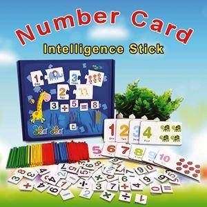 NUMBER CARD INTELLIGENCE STICK