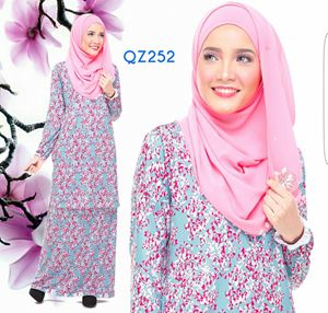 Qissara Zara QZ252 - Aquamarine (XS only)