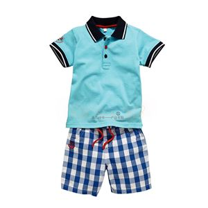 @  XZ5014 BLUE TOP BOY SET. ( Size 90 & 100 )