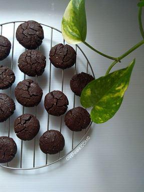 Chocolate Cupcake / Choc Cookies