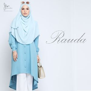 RAUDA 06 (Crystal Blue)